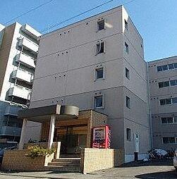 北海道札幌市中央区南十五条西8丁目の賃貸マンションの外観