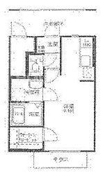 casa noble(カーサノーブル)[106号室号室]の間取り