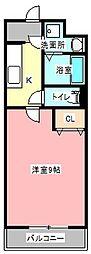 MONATISI[4階]の間取り
