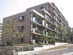 グランドールマンション[2階]の外観