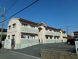 愛知県碧南市福清水町2丁目の賃貸アパートの外観