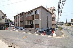福岡県北九州市八幡西区永犬丸3丁目の賃貸アパートの外観