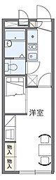 神奈川県相模原市緑区町屋4丁目の賃貸マンションの間取り