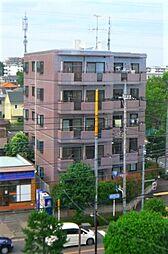 ティーコートさき[4階]の外観