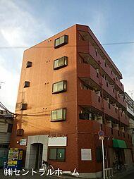 大阪府堺市堺区向陵東町3丁の賃貸マンションの外観
