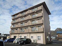 滋賀県東近江市小脇町の賃貸マンションの外観
