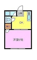 滝谷駅 2.7万円
