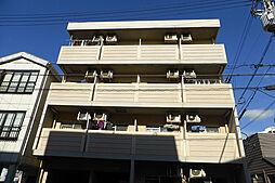 兵庫県神戸市兵庫区本町2丁目の賃貸マンションの外観