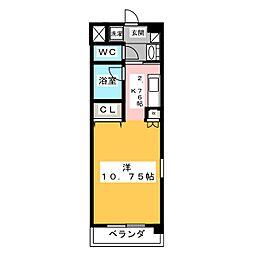 creador・大崎[1階]の間取り