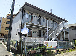 河合ハイツ(渚西)[1階]の外観