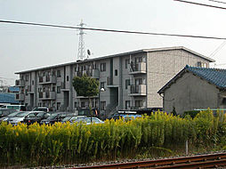 サンパティーク西田[205号室]の外観