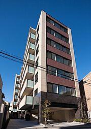 サンウエスト横浜[204号室]の外観
