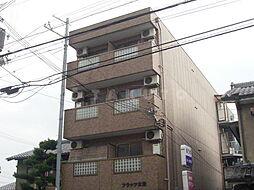 フラッツ太秦[2階]の外観