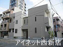 福岡市地下鉄七隈線 渡辺通駅 徒歩9分の賃貸アパート