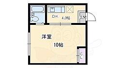 祇園四条駅 4.7万円