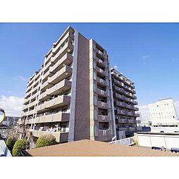 奈良県奈良市大宮町の賃貸マンションの外観