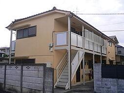 第2むらさき荘[7号室]の外観