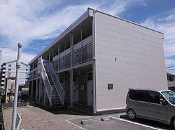 レオパレス三田ウチダ[1階]の外観