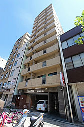 広島県広島市中区東平塚町の賃貸マンションの外観