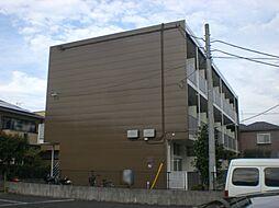 レオパレスクレスト[102号室]の外観