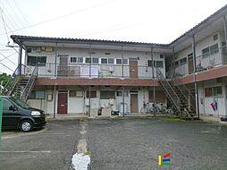 福岡県福岡市東区若宮5丁目の賃貸アパートの外観
