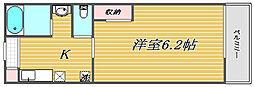 ふがらっさ東武練馬[3階]の間取り
