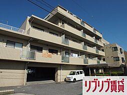千葉県千葉市中央区道場北2丁目の賃貸マンションの外観