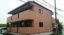 愛知県海部郡大治町大字鎌須賀字山廻の賃貸アパートの外観