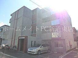 FRONTIER N35[4階]の外観