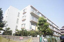 シャンクレル[2階]の外観
