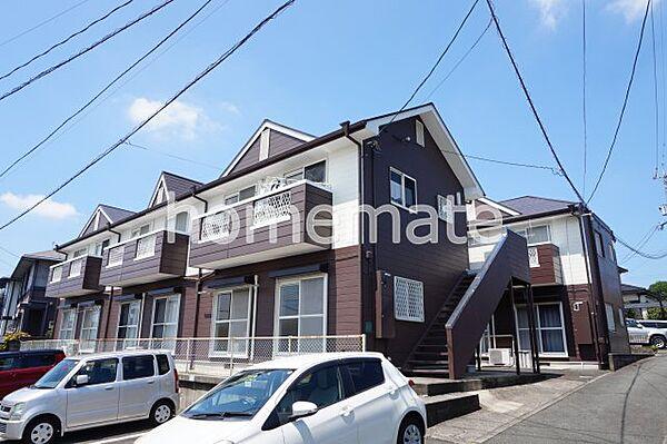 カナディアンハイツSAITO B棟 1階の賃貸【熊本県 / 熊本市東区】