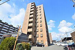 福岡県福岡市東区二又瀬新町の賃貸アパートの外観