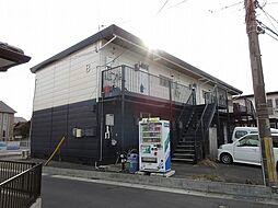 エフシリーズ東富井B棟[2階]の外観