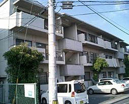 レジデンス下中野A棟[2階]の外観