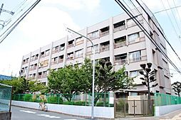 豊里コーポラス[4階]の外観