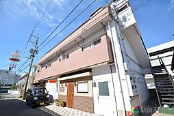 福岡県古賀市天神2丁目の賃貸アパートの外観