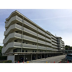 サンタウン竹鼻A[3階]の外観