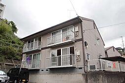 プレジールスミダ A棟[1階]の外観