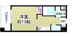 千葉県船橋市葛飾町2丁目の賃貸マンションの間取り