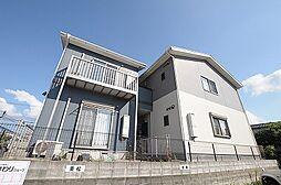 トレゾア湯川新町A棟[2階]の外観