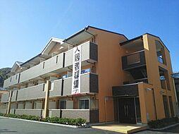 京都府八幡市八幡科手の賃貸マンションの外観