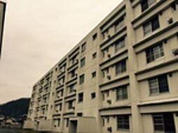 ビレッジハウス建部吉田1号棟[2階]の外観