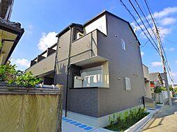 東京都足立区伊興1丁目の賃貸アパートの外観