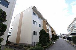 大森西住宅1号棟[2階]の外観