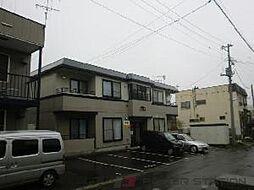長橋コーポD棟[2階]の外観