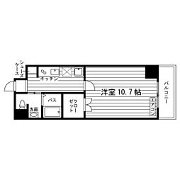 エスペランサ春日井駅前[9階]の間取り
