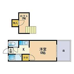 西鉄二日市駅 1.8万円