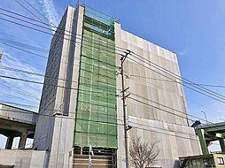 ウイングス西小倉[5階]の外観