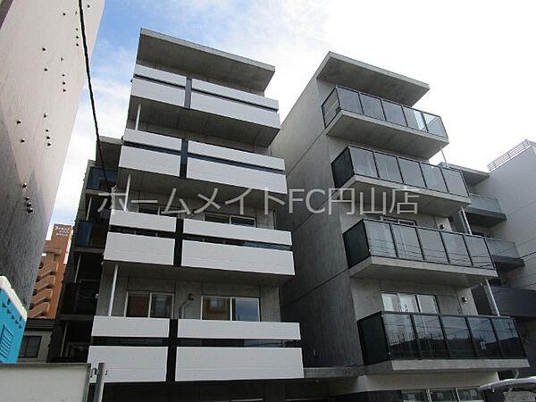 北海道札幌市中央区南十二条西9丁目の賃貸マンション