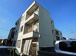 ペリーハイム新松戸[201号室]の外観